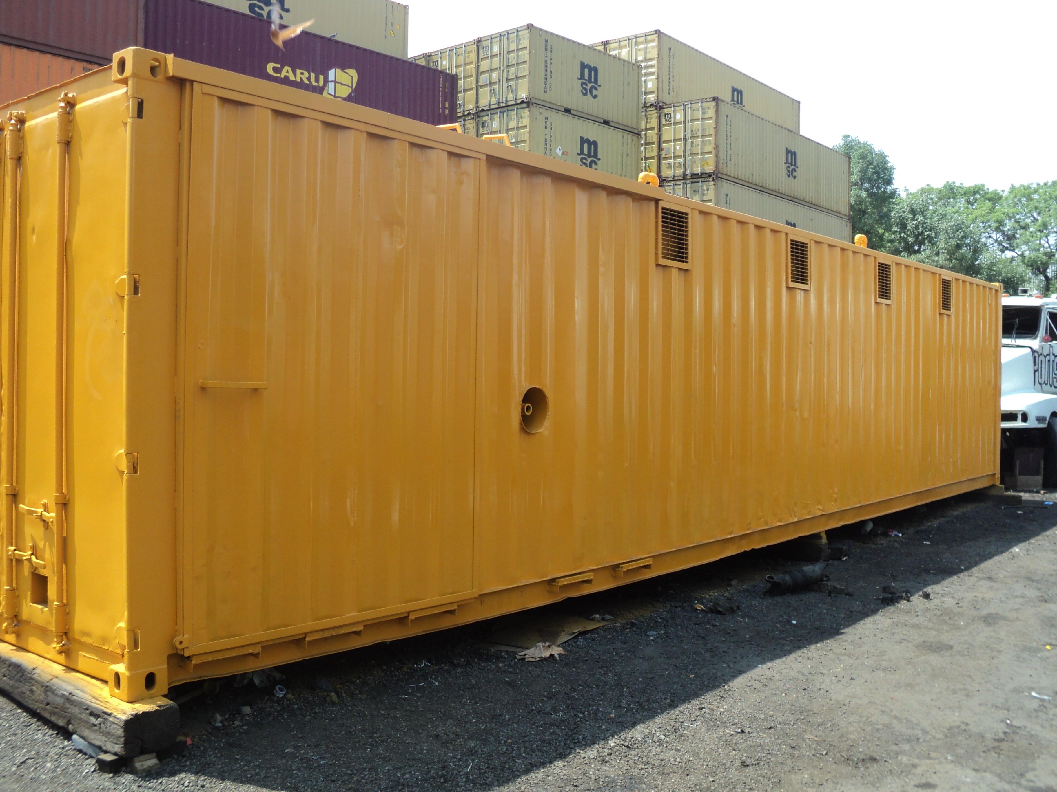 containdies